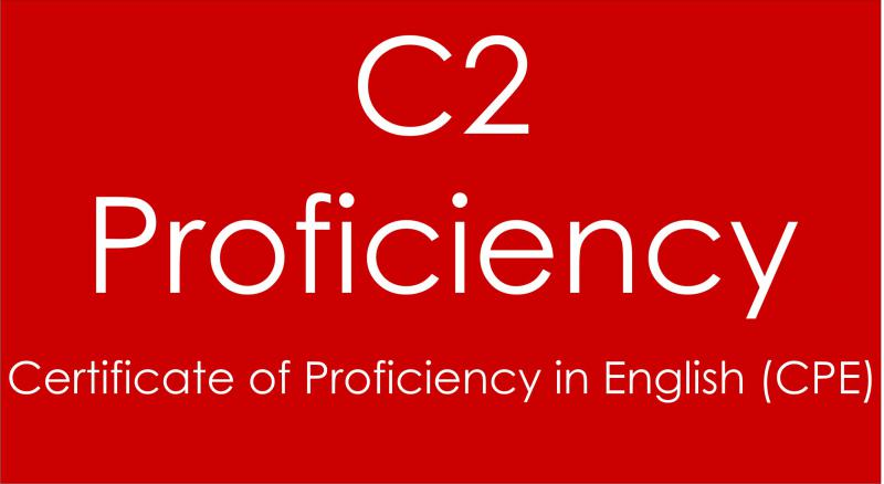 С2 Proficiency